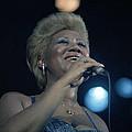 Aretha Franklin by Nancy Clendaniel