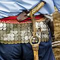 Argentina Gaucho Coin Belt by Jon Berghoff