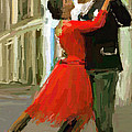 Argentina Tango by James Shepherd