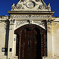 Argentinian Door Decor 3 by Xueling Zou