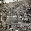 Arizona Apache Lake, 1873 by Granger