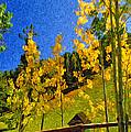 Arizona Autumn Ver 2 by Larry Mulvehill