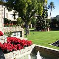 Arizona Biltmore Christmas by Chris Fulks
