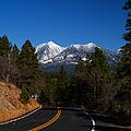 Arizona Country Road  by Joshua House