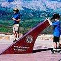 Arizona Highway Patrol Memorial by Bob and Nadine Johnston