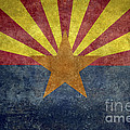 Arizona State Flag by Bruce Stanfield