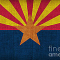 Arizona State Flag by Pixel Chimp