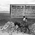 Arizona Tombstone, 1937 by Granger