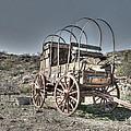 Arizona Wagon by Mark Valentine