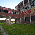 Ark At The Packard Plant by Steven Dunn