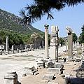 Arkadiane - Harbor Street Ephesus by Christiane Schulze Art And Photography