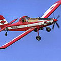 Arkansas Razorbacks Air Tractor by Jason Politte