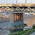 Arkansas River Walk by Shirley Roberson