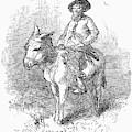 Arkansas Traveler, 1878 by Granger