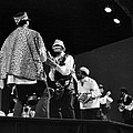 Arkestra Procession 1968 by Lee  Santa