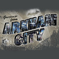 Arkham City - Greetings From Arkham by Brand A