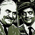 Arkwright And Granville by Ian  King