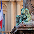 Arles Place De La Republique by Brian Jannsen