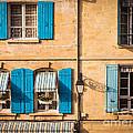 Arles Windows by Inge Johnsson