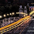 Arlington Bridge And Cemetery by Izet Kapetanovic