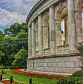Arlington Memorial Amphitheater by Kim Hojnacki