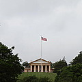 Arlington National Cemetery - Arlington House - 01131 by DC Photographer