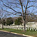 Arlington National Cemetery Panorama 2 by Metro DC Photography