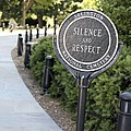 Arlington National Cemetery Rule by William Kuta