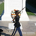 Arlington National Cemetery - Tomb Of The Unknown Soldier - 121210 by DC Photographer