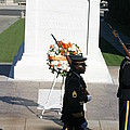 Arlington National Cemetery - Tomb Of The Unknown Soldier - 121213 by DC Photographer