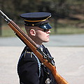 Arlington National Cemetery - Tomb Of The Unknown Soldier - 121219 by DC Photographer