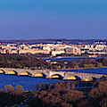 Arlington, Va - Wash D.c. - Panoramic by Panoramic Images