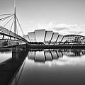 Armadillo Glasgow Scotland by John Farnan
