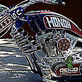 Armed Forces Tribute Bike by Tom Gari Gallery-Three-Photography