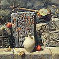 Armenian Stones by Meruzhan Khachatryan