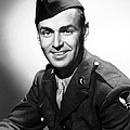 Army Air Force Corporal Alan Ladd, 1943 by Everett
