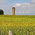 Army War College Tower Antietam by William Fox