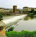 Arno River 1 by Ellen Henneke
