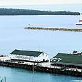 Arnold Transit Ferry Pier by Scott Hovind