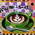Aroma Cafe by Tami Dalton
