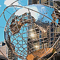 Around The World In Nyc by Regina Geoghan