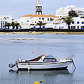 Arrecife On Lanzarote by Karol Kozlowski