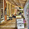 Arrow Rock - Boardwalk Shops by Cricket Hackmann