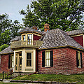 Arrow Rock - John P Sites Home by Cricket Hackmann