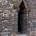Arrowhead Doorway by Ann Horn