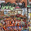 Art Alley by Anthony Wilkening