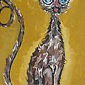 Cat Art by Pikotine Art