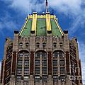 Art Deco Baltimore by James Brunker