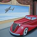 Art Deco Coupe by Stuart Swartz