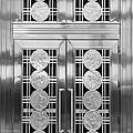 Art Deco Door 2 by Andrew Fare